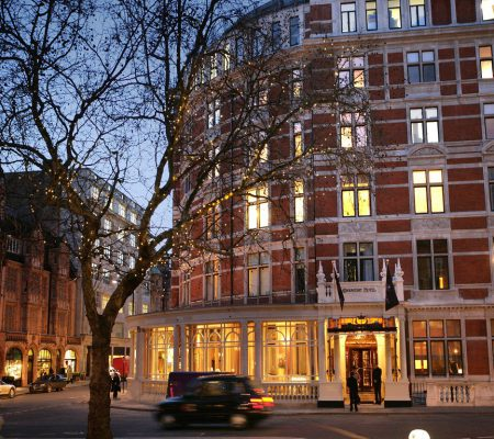 The Connaught, Londres