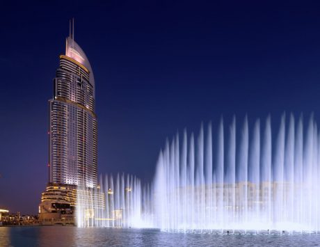 The Adress Downtown – Dubai, Emirados Árabes