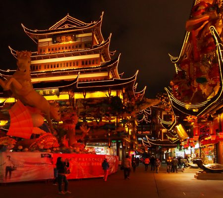 China – Shanghai, Guilin, Lijiang & Beijing