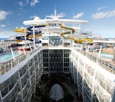 Harmony of the Seas – o maior navio do mundo!