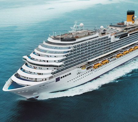 BLACK FRIDAY Costa Diadema – Europa