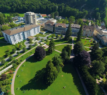 Grand Resort Bad Ragaz – Bad Ragaz, Suíça